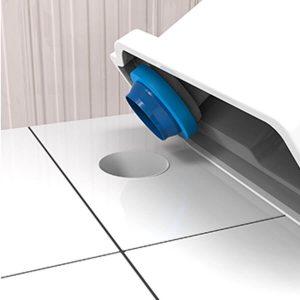 Anel de Vedação para Vaso Sanitário com Guia 340102/340105 - Blukit
