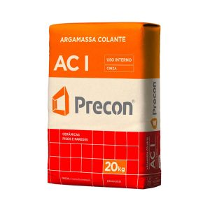 Argamassa AC I Cinza 20kg - Precon