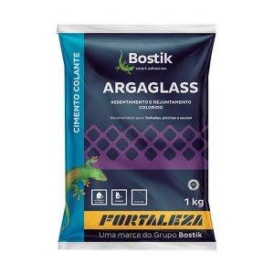 Argamassa e Rejunte Argaglass para Pastilhas de Vidro Interno/Externo Branco 1kg - Fortaleza