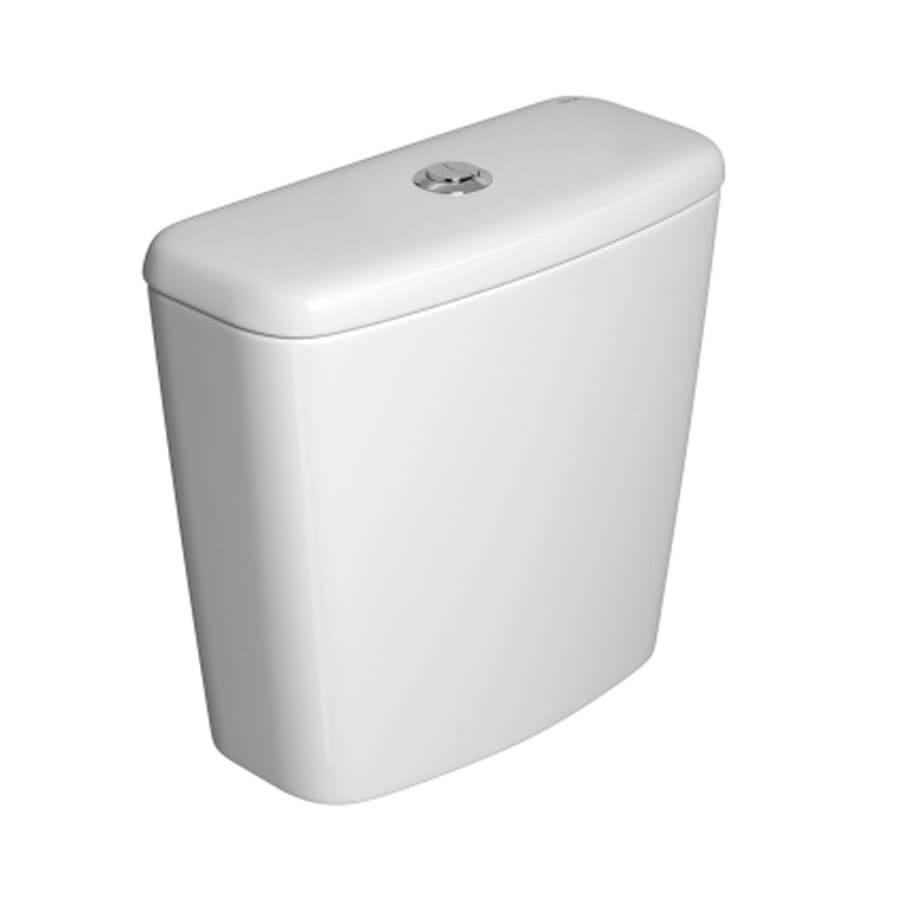Caixa Acoplada com Acionamento Duo CD00F Branco – Deca - Santa Cruz Acabamentos
