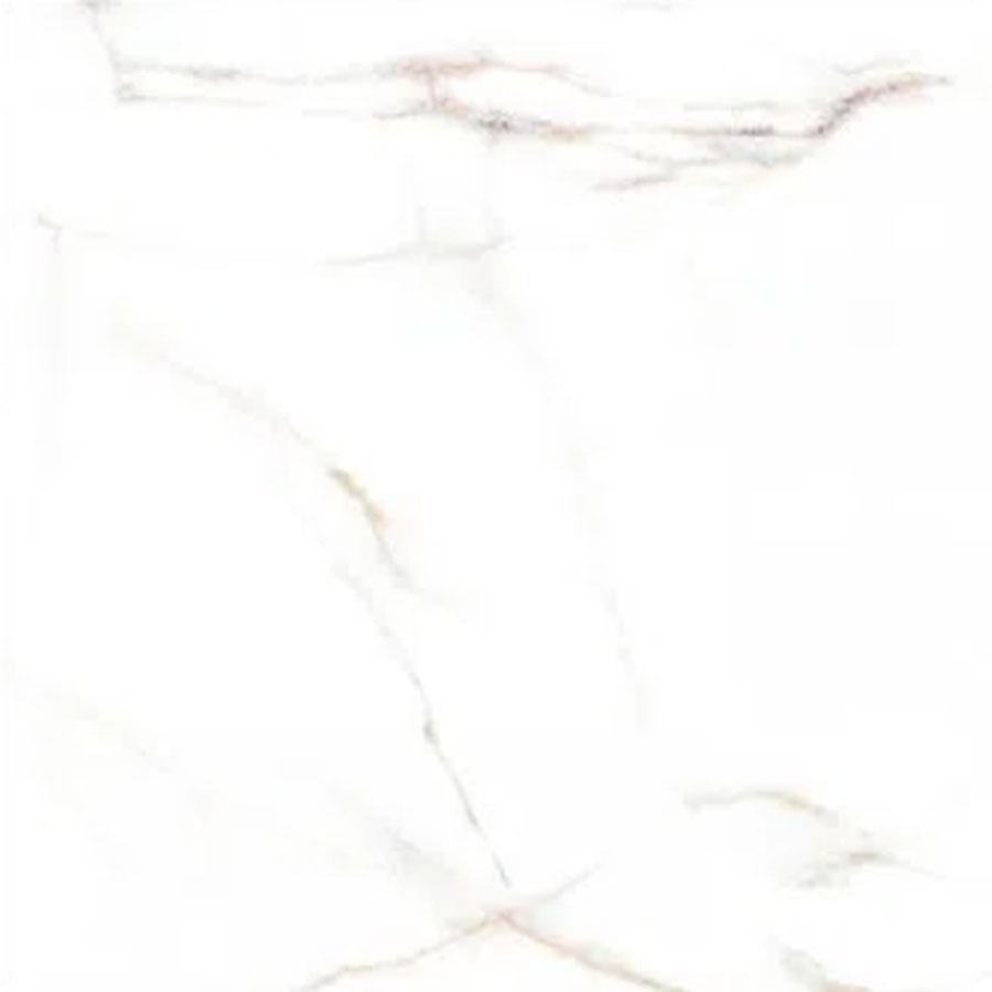 Porcelanato Calacata Gold PTR71015 71×71 Polido Retificado – Viarosa - Santa Cruz Acabamentos