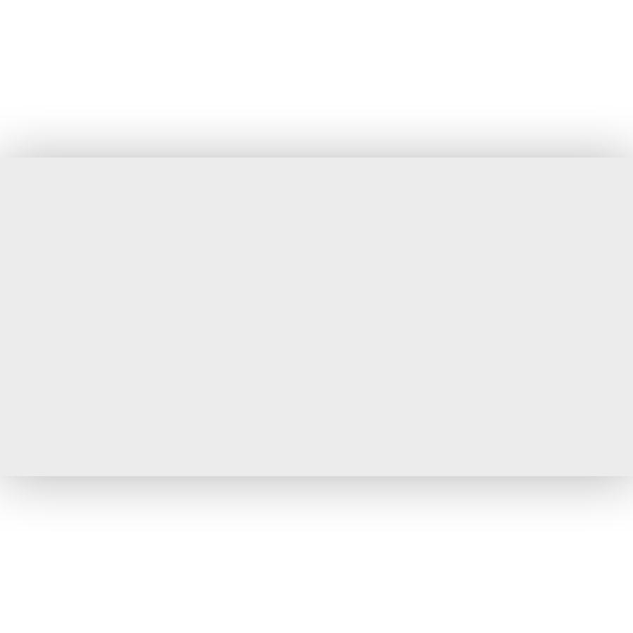 Revestimento Matte Cetim 26110E Bianco 29,9X59,9 Extra – Portobello - Santa Cruz Acabamentos