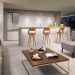 Piso Acetinado Retificado Concret RX58005 56×56 Extra – Rox - Santa Cruz Acabamentos