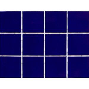 Piso Azul Cobalto Telado 1050 10x10 Extra - Strufaldi