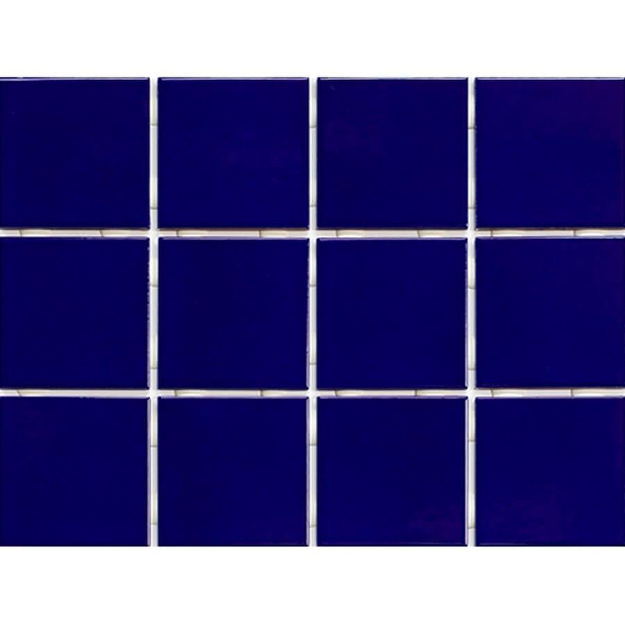 Piso Azul Cobalto Telado 1050 10×10 Extra – Strufaldi - Santa Cruz Acabamentos