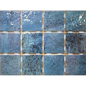 Piso Azul Samoa Bright Telado Antipichação 7170 10x10 Extra - Strufaldi