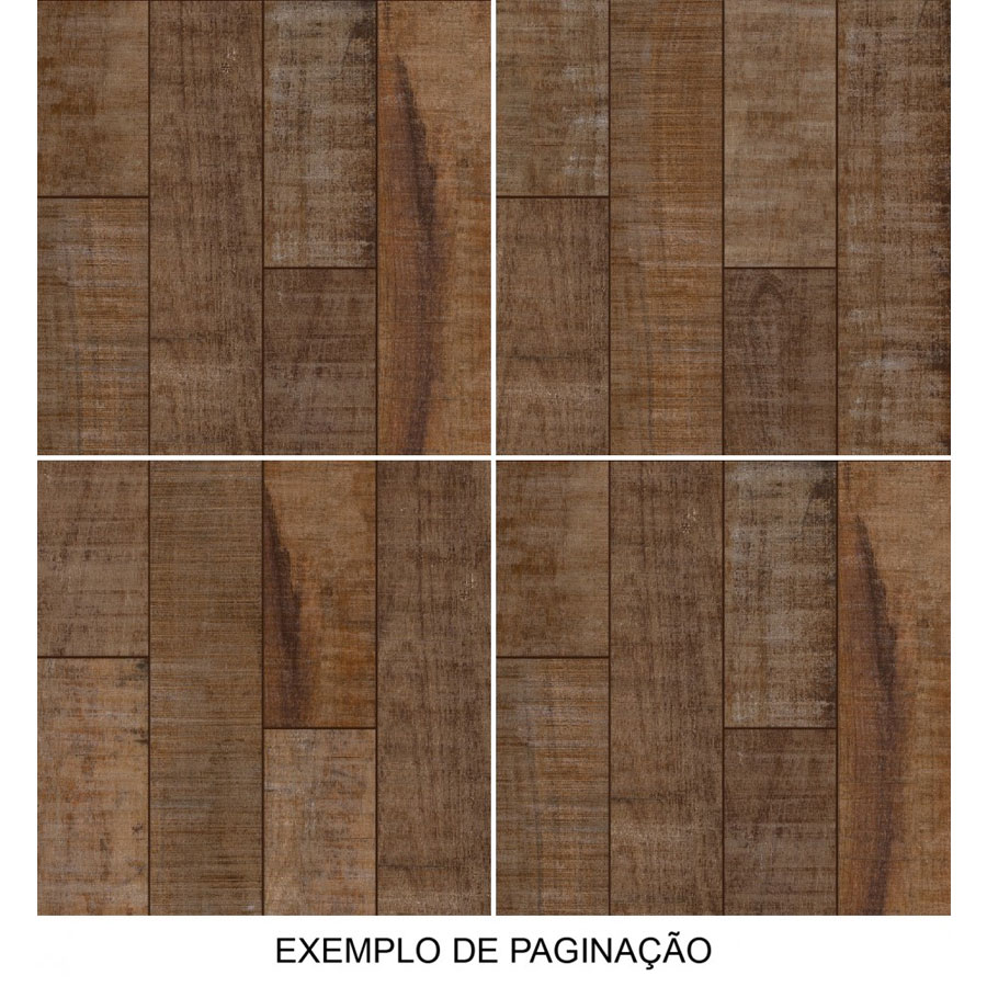 Piso Cerâmico Confort Marrom 57×57 HD LF59615 – Lef Cerâmica - Santa Cruz Acabamentos