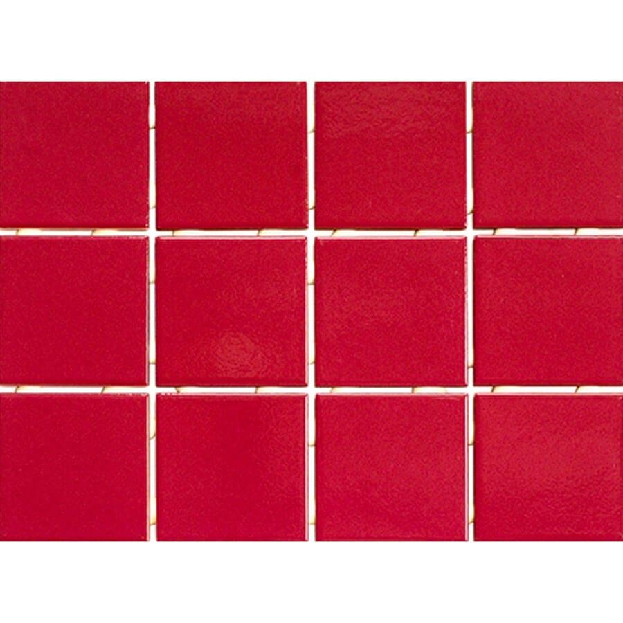 Piso Vermelho Rojo Telado Antipichação 3000 10×10 Extra – Strufaldi - Santa Cruz Acabamentos