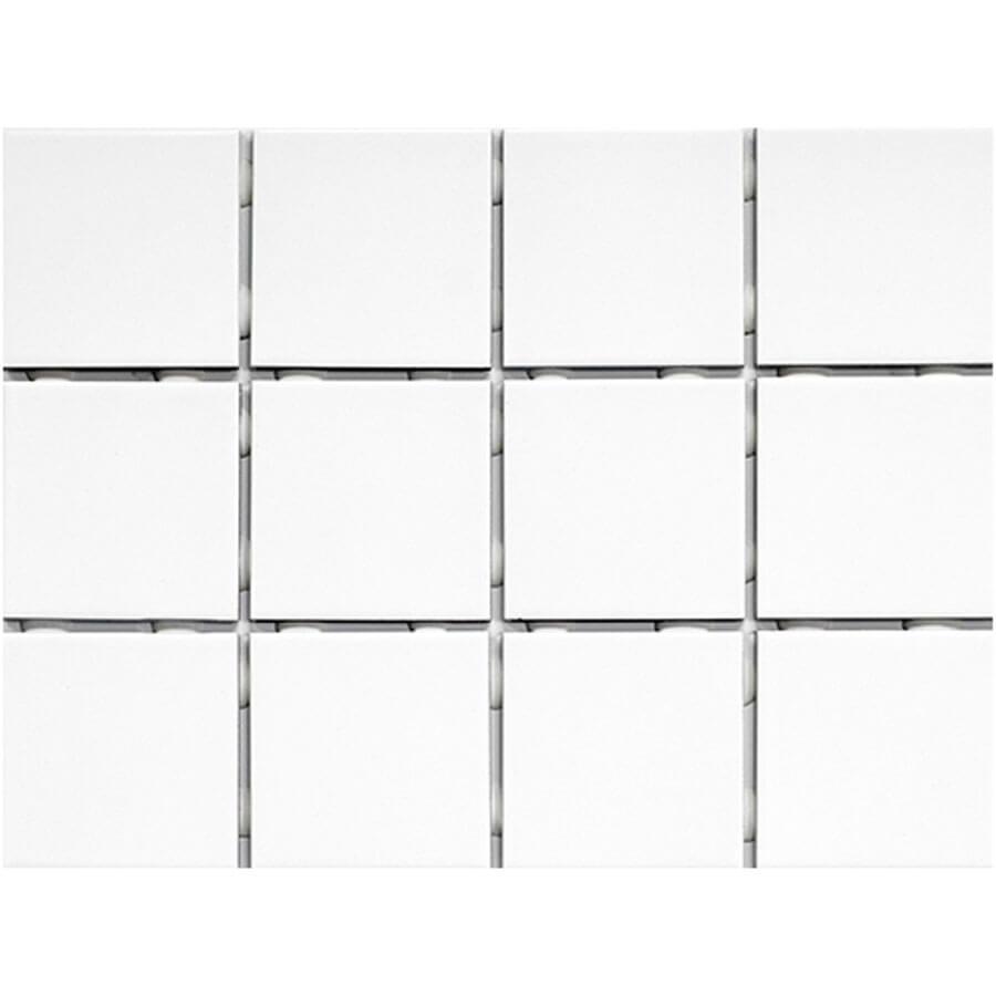Piso White Branco Brilhante Telado Antipichação 1095 10×10 Extra – Strufaldi - Santa Cruz Acabamentos