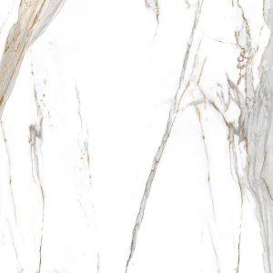 Porcelanato Calacata Oro Lux 90x90 Extra - Biancogres