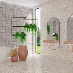 Porcelanato Confete WH NAT 5041209 100×100 Extra – Ceusa - Santa Cruz Acabamentos