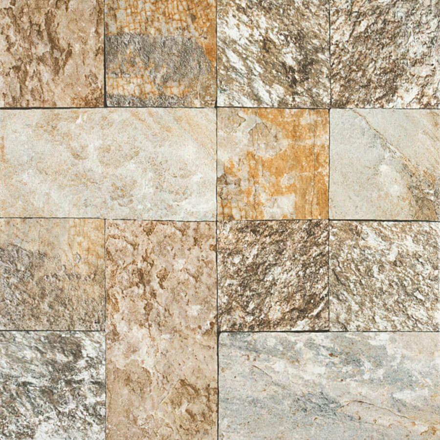 Porcelanato Granilhado Goiânia 52,5×52,5 Extra PHD52240R – Incefra - Santa Cruz Acabamentos