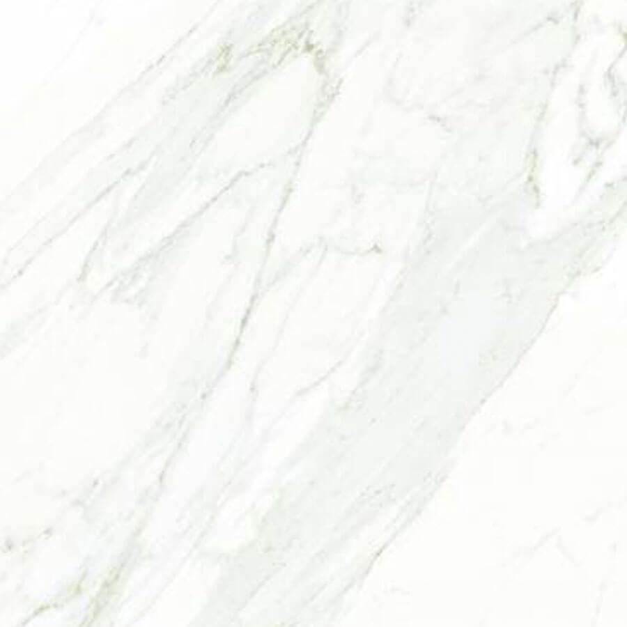 Porcelanato Acetinado Calacata Satin 83×83 Extra – Biancogres - Santa Cruz Acabamentos