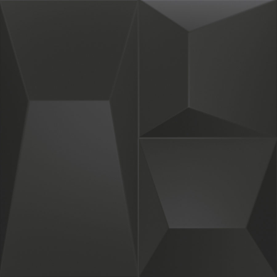 Porcelanato Space Block BK NAT 61379 20,1×20,1 Extra – Portinari - Santa Cruz Acabamentos