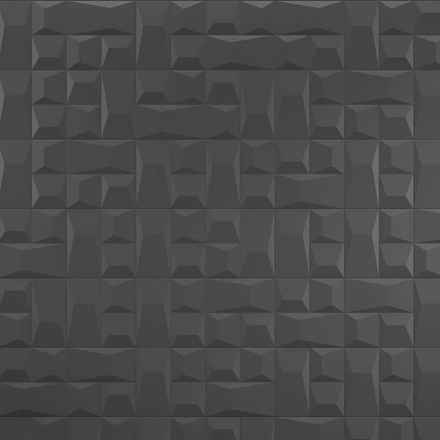 Porcelanato Space Block DGR NAT 61378 20,1×20,1 Extra – Portinari - Santa Cruz Acabamentos