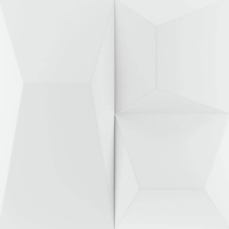 Porcelanato Space Block WH NAT 61377 20,1×20,1 Extra – Portinari - Santa Cruz Acabamentos