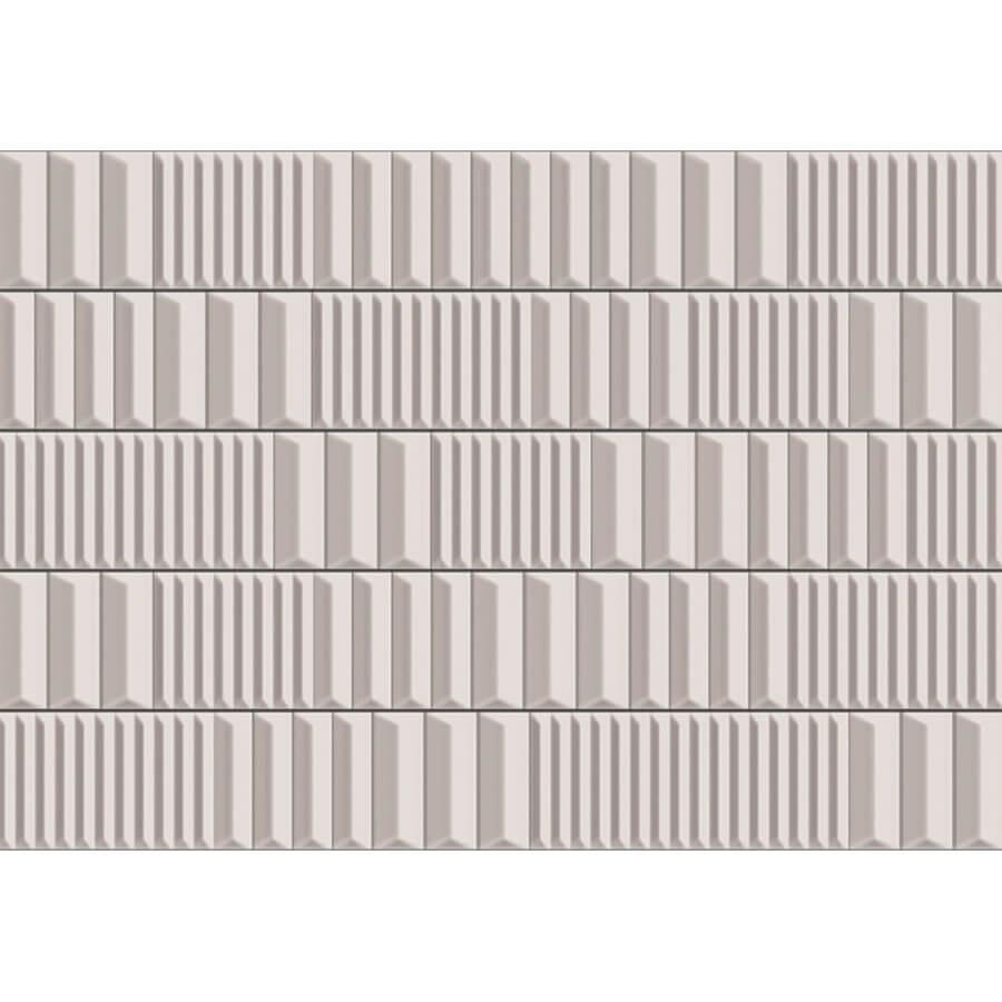 Revestimento para Parede Canudos Off 8447 43,7×63,10 Extra – Ceusa - Santa Cruz Acabamentos