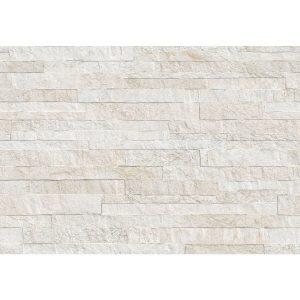 Revestimento para Parede Filetado Branco Rústico 8186 43,7x63,10 Extra - Ceusa