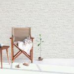 Revestimento para Parede Filetado Branco Rústico 8186 43,7×63,10 Extra – Ceusa - Santa Cruz Acabamentos