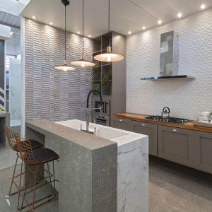 Ambientes Decorados - Cozinha 12