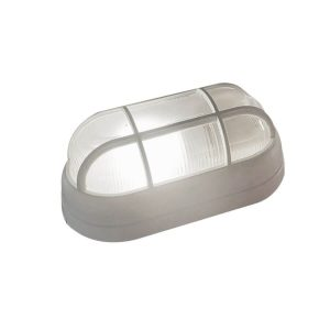 Arandela Tartaruga para 1 Lâmpada E27 4015 Branca - Ideal