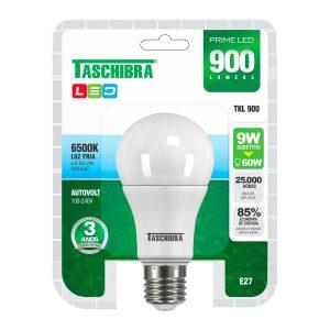 Lâmpada LED TKL900/60 8W/9W 16558 6500K - Taschibra