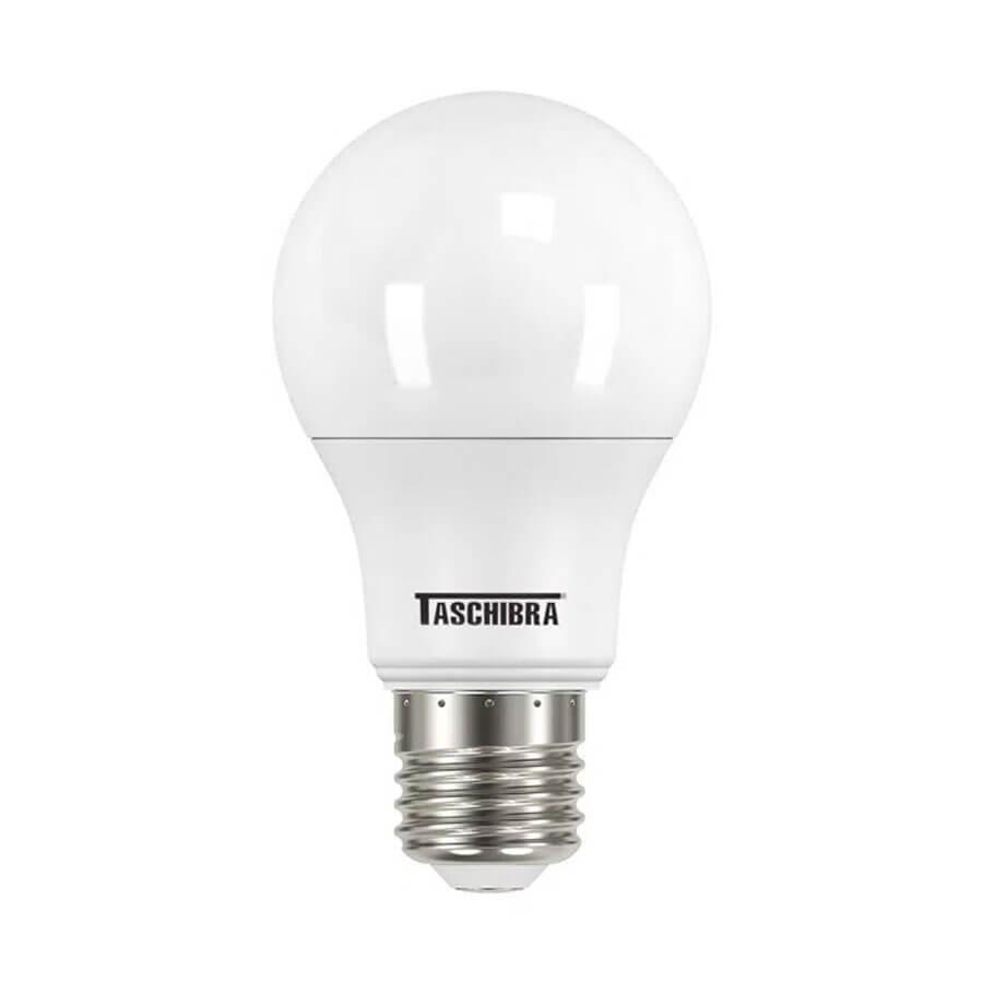 Lâmpada LED TKL900/60 8W/9W 16558 6500K – Taschibra - Santa Cruz Acabamentos