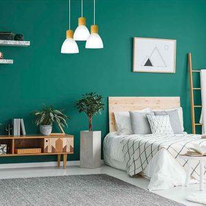 Pendente Anello Wood 3 lâmpadas 140110005 - Startec