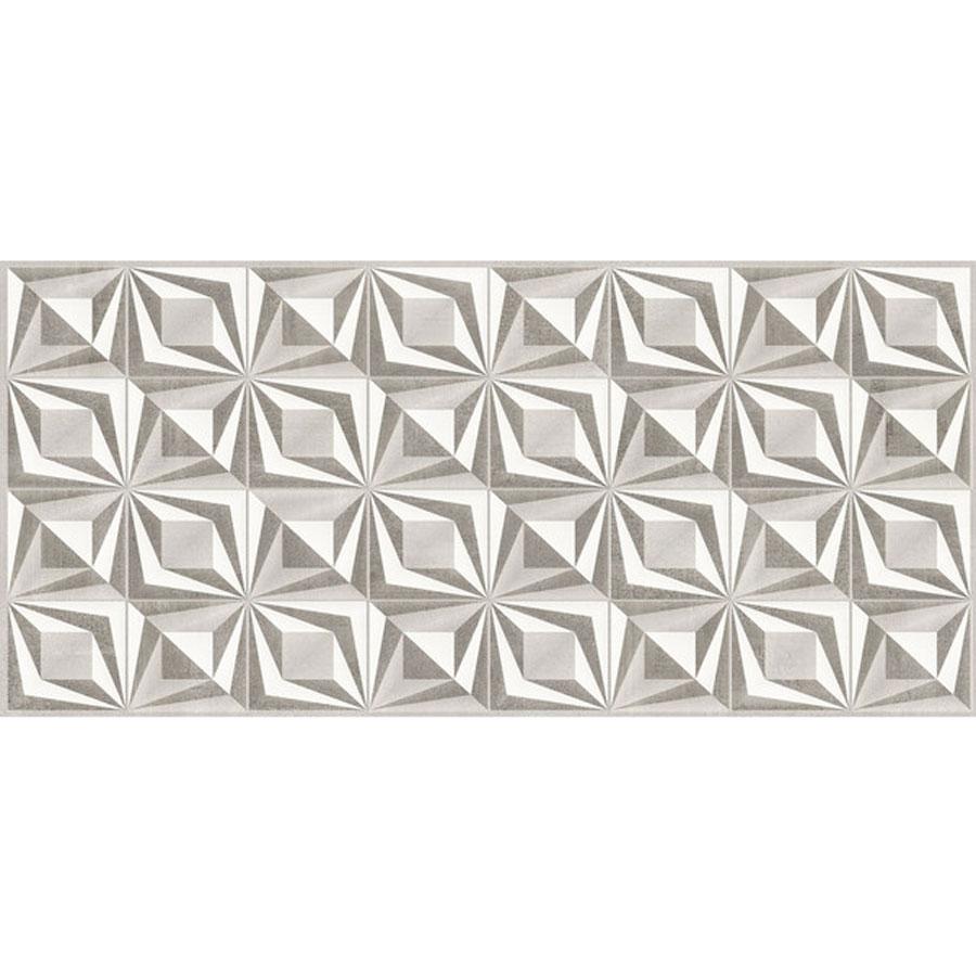 Revestimento para Parede Interna Acetinado Borda Reta Diamond Decor HD46506 RET 46,5X100,5 Embramaco - Santa Cruz Acabamentos