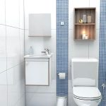 Kit Pérola Gabinete/Bancada/Espelho 89422 38,5cm Branco – Cozimax - Santa Cruz Acabamentos