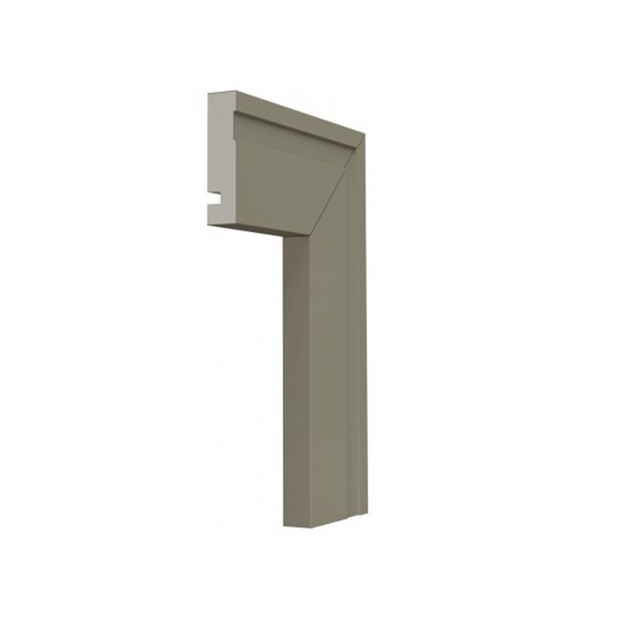 Guarnição Pop Decor 456 Cinza Titanium 7cm de altura – Santa Luzia - Santa Cruz Acabamentos