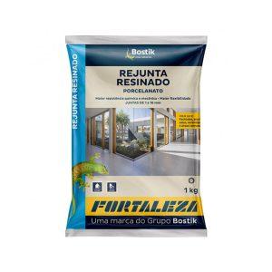 Rejunte Acrílico Interior/Exterior Café 1kg - Fortaleza