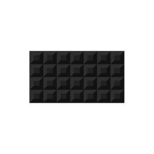 Revestimento Bril Cube AR55957 NERO 33,5X60,7 - Embramaco