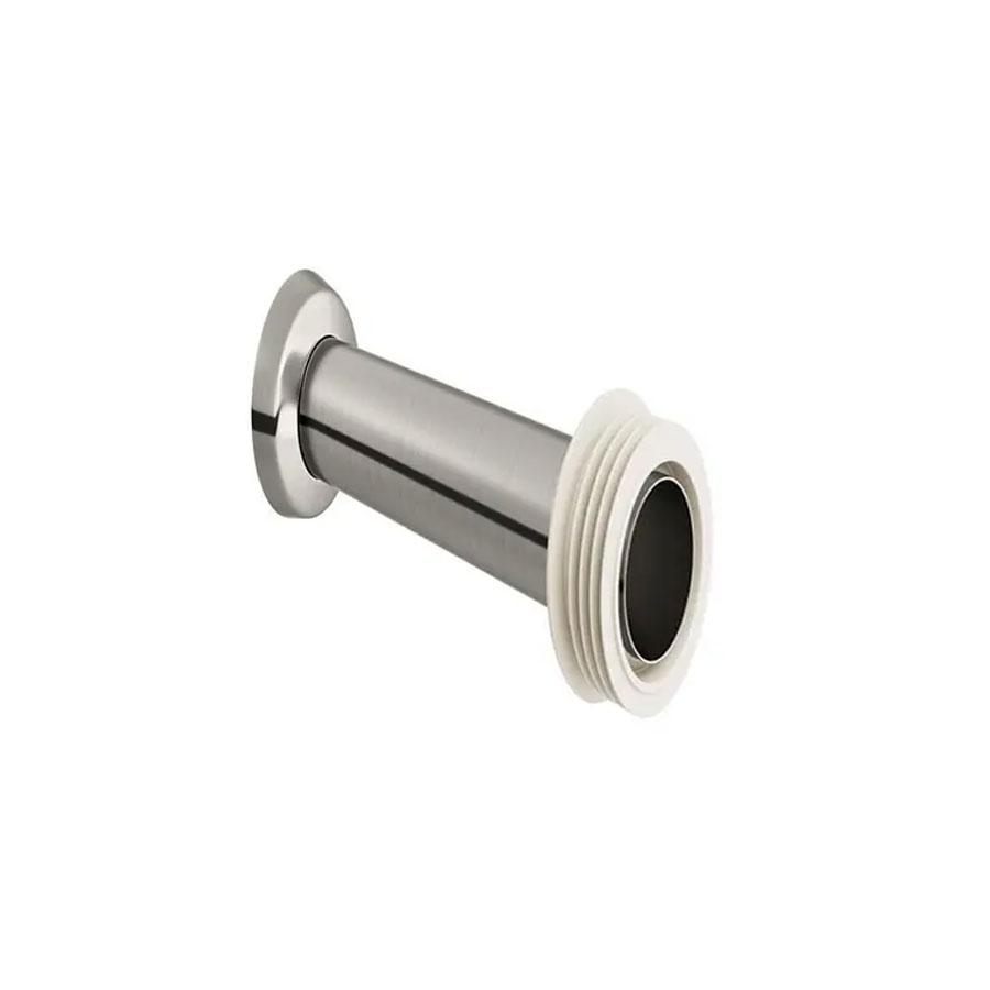 Tubo de ligação bacia 30 cm níquel escovado 00626644 – Docol - Santa Cruz Acabamentos