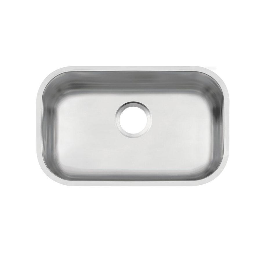 Cuba de embutir Lavínia 47 BL sem Válvula Aço Inox Acetinado 47×30 nº 3 – Tramontina - Santa Cruz Acabamentos