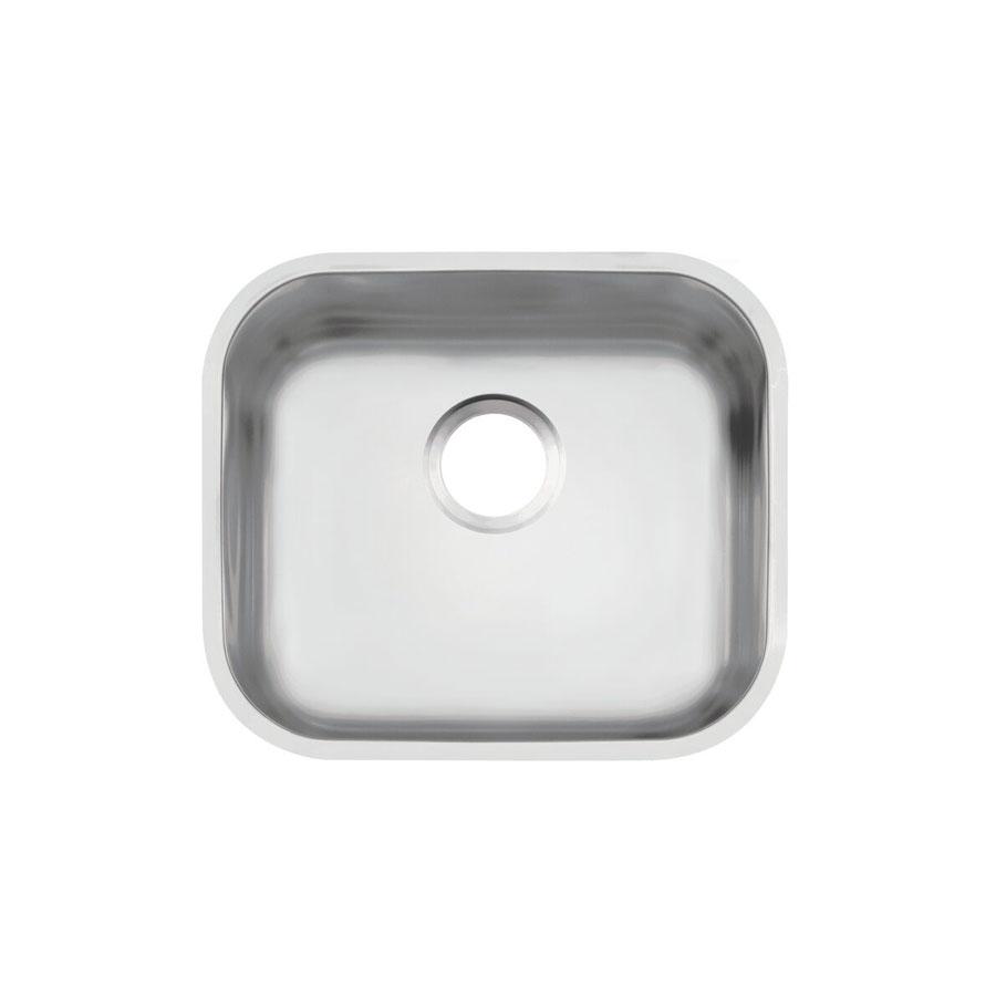 Cuba de embutir Lavínia 94020106 40 BL em aço inox acetinado 40×34 nº 1 – Tramontina - Santa Cruz Acabamentos
