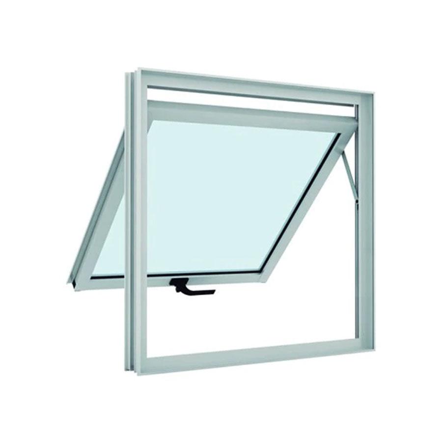 Janela de Alumínio Maxim-A Slim, com Vidro, 60x60cm 53116 – Ramassol - Santa Cruz Acabamentos