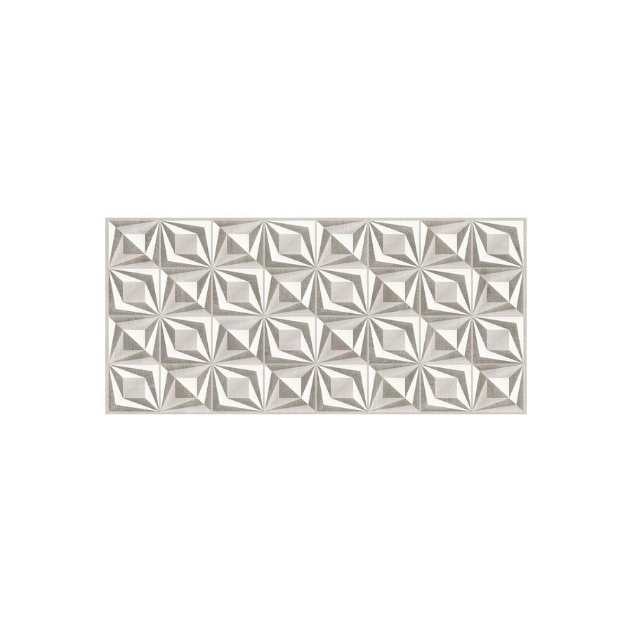 Revestimento para Parede Interna Acetinado Borda Reta Diamond Decor RT46506 46x100cm – Embramaco - Santa Cruz Acabamentos