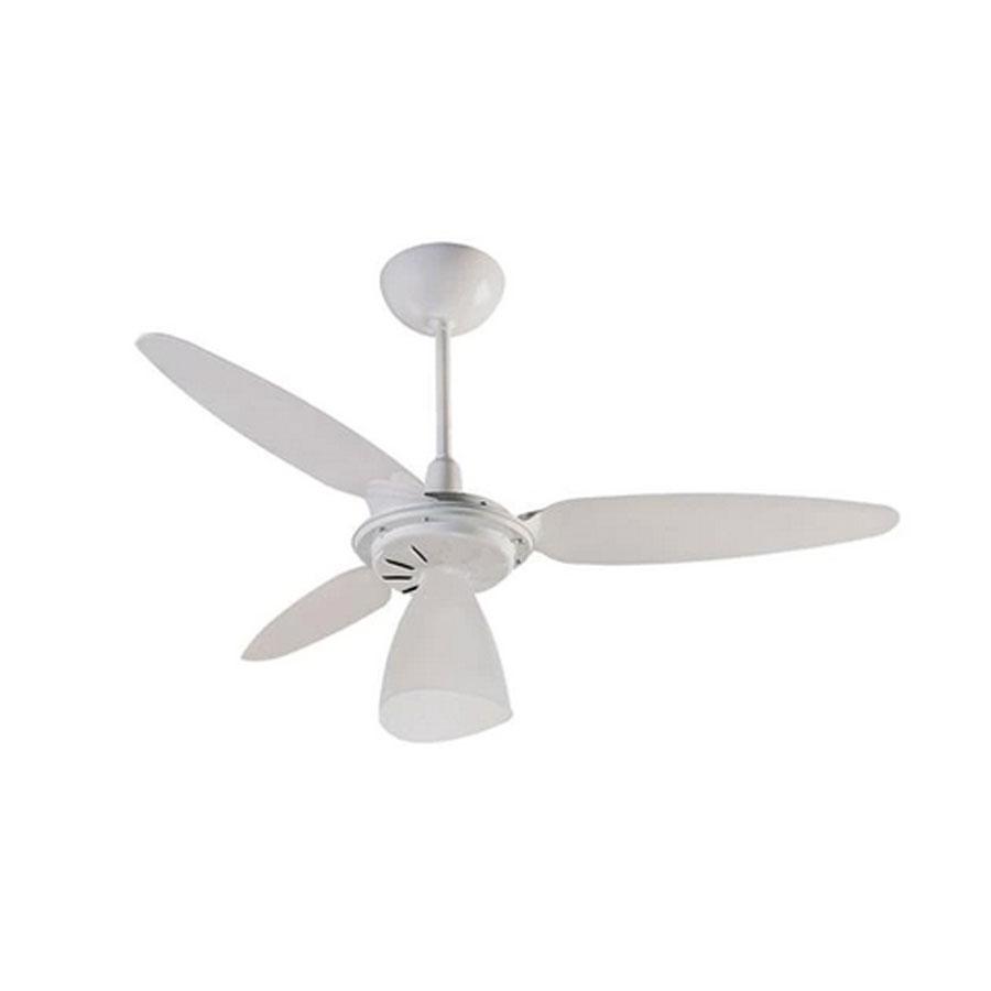 Ventilador de Teto Wind Light com Lustre e 3 Velocidades 127V – Ventisol - Santa Cruz Acabamentos